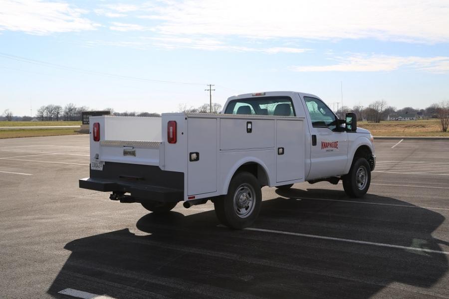 Knapheide Aluminum Service Bodies Zoresco Equipment Company